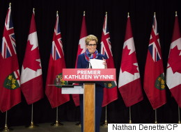 Wynne Now The Least Popular Premier In Canada, Poll Suggests