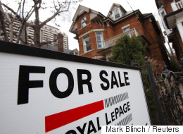 Canada's Average House Price Hits $474,590