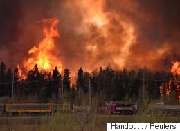 Incendie de forêt: l'Alberta a déclaré l'état d'urgence