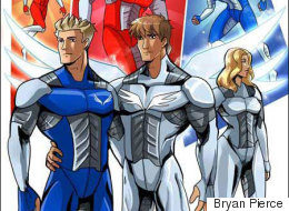 Why Straight Men Should Care About Gay Superheroes