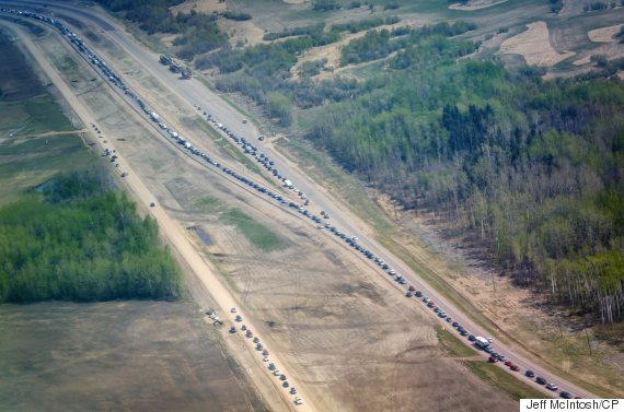 fort mcmurray traffic