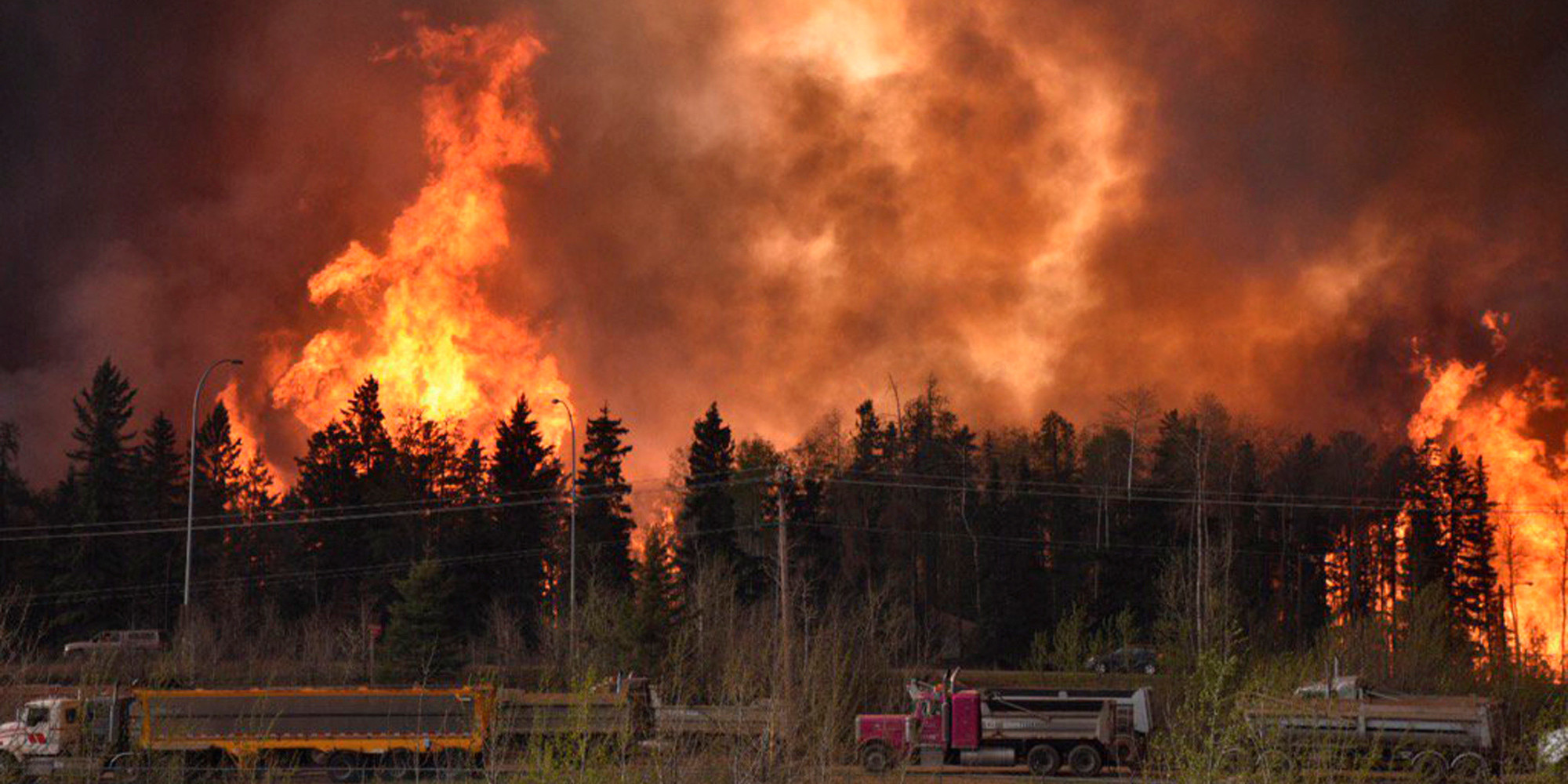 Fort McMurray (AB) Canada  city pictures gallery : Fort McMurray Fire Hits Close To Home For Atlantic Canada