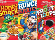 The 10 Most Sugary Cereals