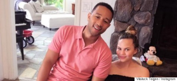 Chrissy Teigen's 'Post-Baby Body' Is Just a Body. End Of.