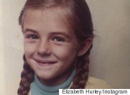 Cette actrice est difficile à reconnaitre sur cette photo d'enfance