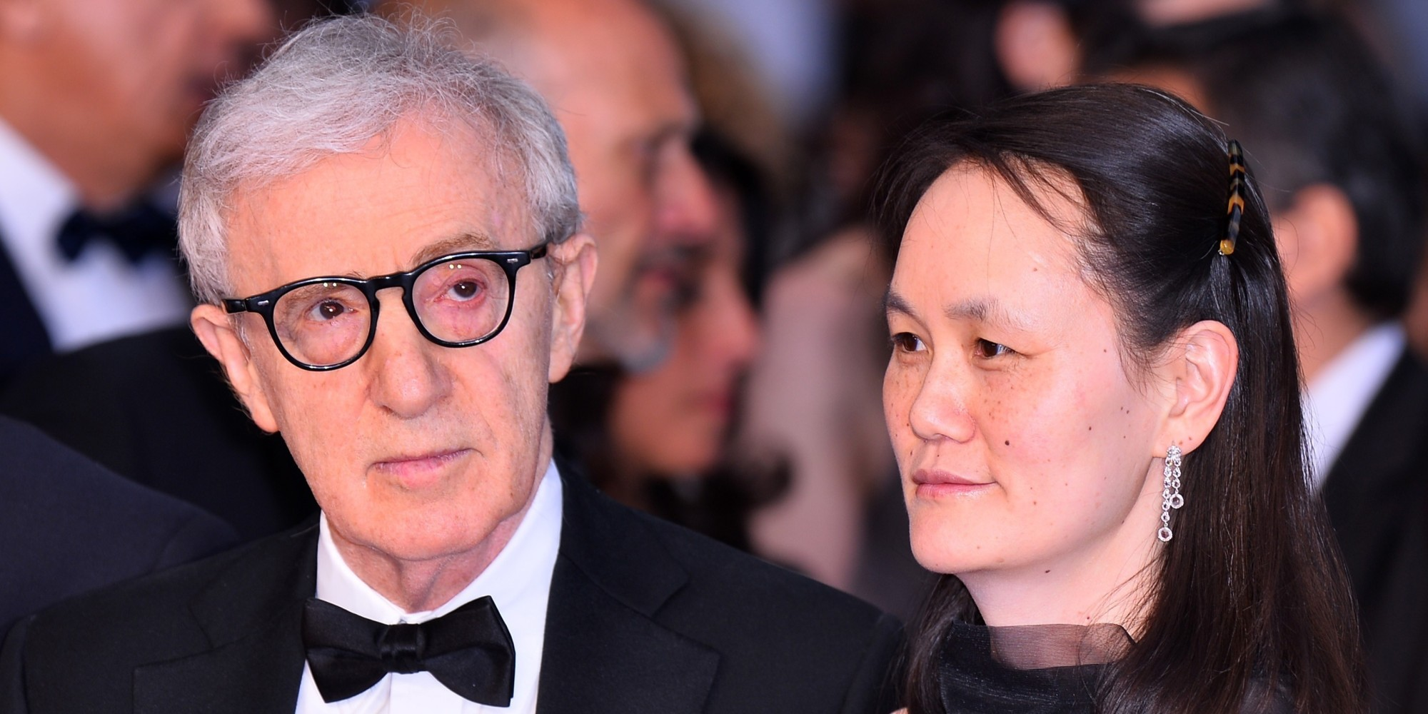Woody Allen Says He Made Soon-Yi Previn's 'Life Better'