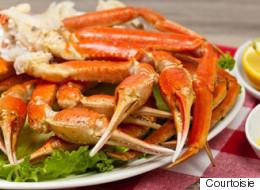 10 bons vins pour la saison du crabe et du homard