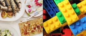 REPAS EN LEGO