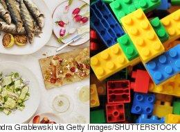 Cet artiste japonais crée de superbes repas en Lego (PHOTOS)