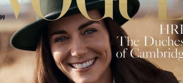 Il servizio di Vogue Uk rivela il nuovo look di Kate