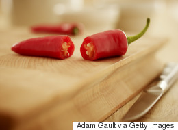 The Special Substance That Gives Peppers Health Benefits
