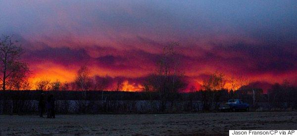 Peut-on attribuer les feux de forêt aux changements climatiques?