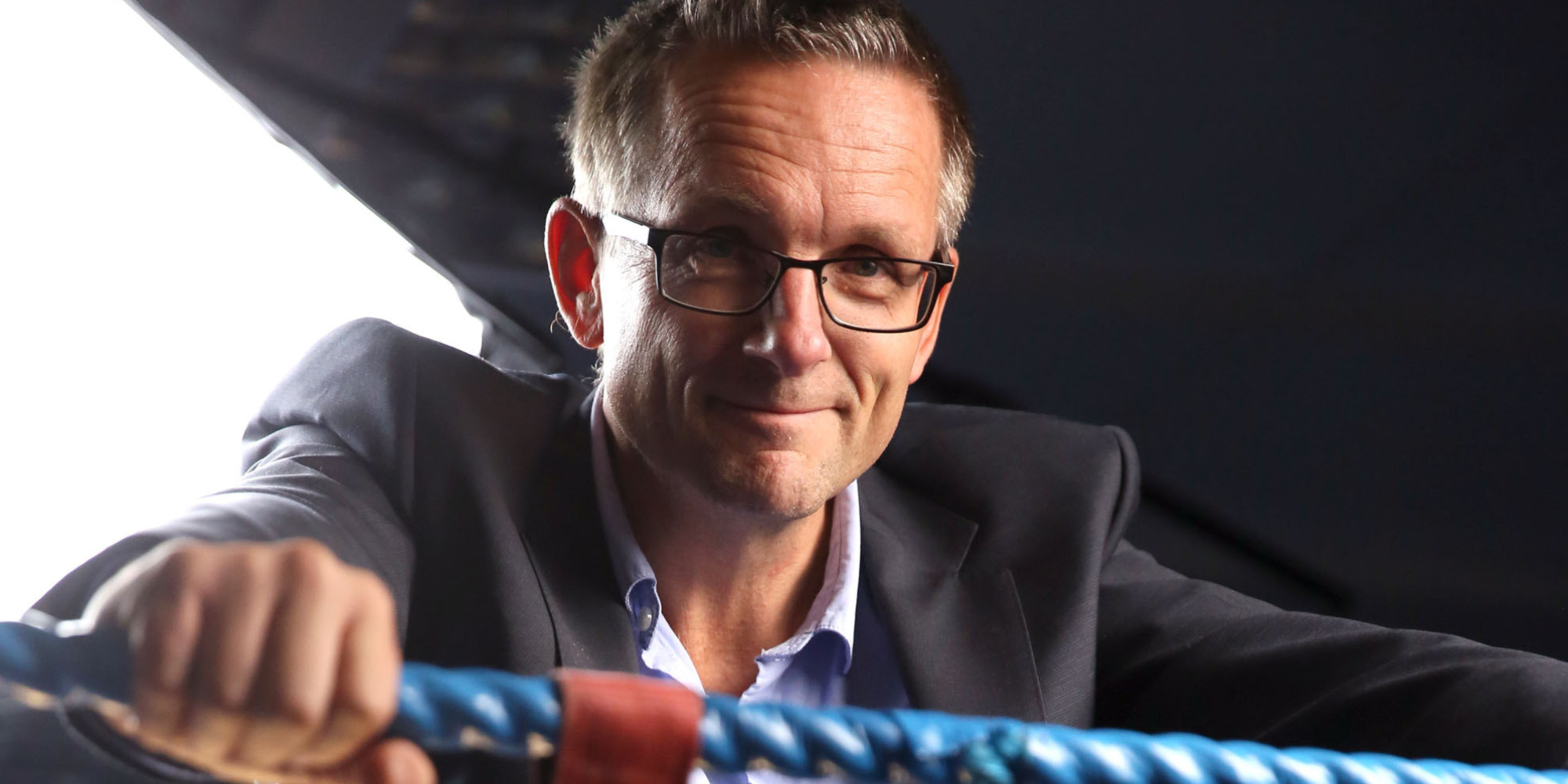 Michael Mosley, Creator Of 5:2 Diet Gets Real About Weight