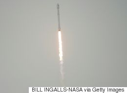 SpaceX réussit un autre atterrissage dans l'Atlantique!