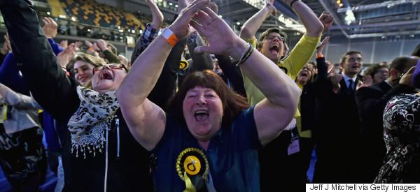 Victoire peu satisfaisante pour les indépendantistes écossais