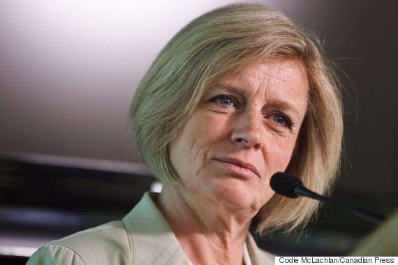 rachel notley fort mcmurray fire