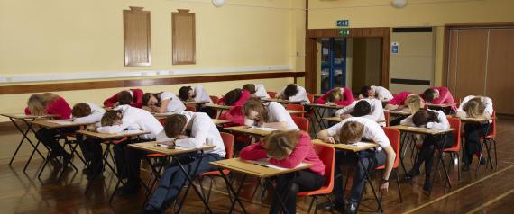 STRANGE SCHOOLS