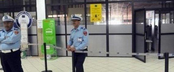POLICE AEROPORT MAROC