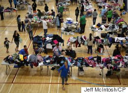 Nasty Illness Spreading Among Fort McMurray Fire Evacuees