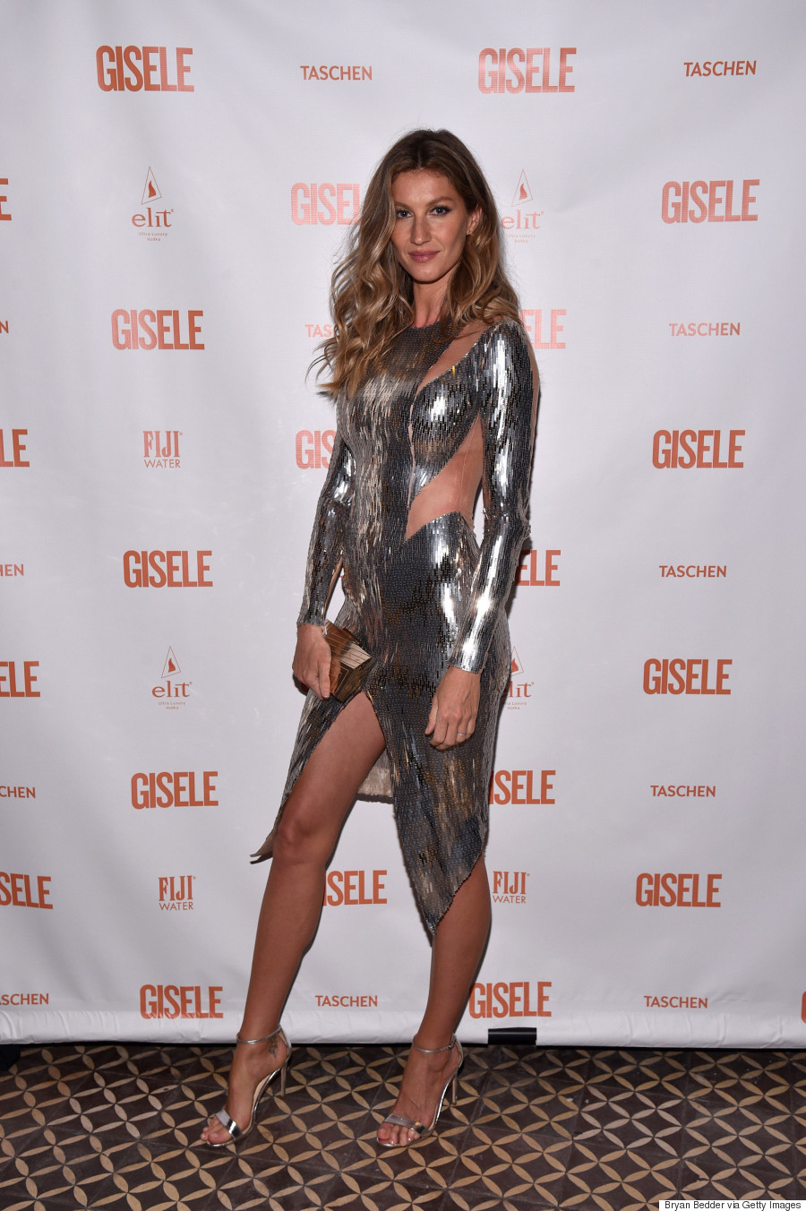 how tall is gisele bunchen
