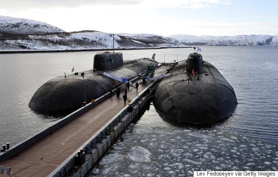 russia base arctic