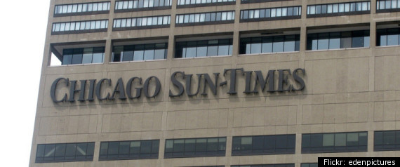 CHICAGO SUNTIMES PAYWALL
