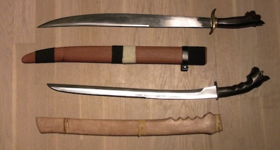 philipines sword