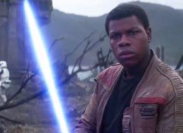 Ce tatouage de «Star Wars» a vraiment surpris John Boyega