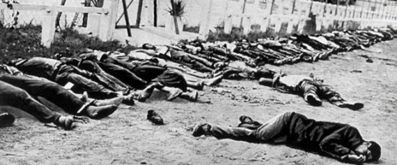 MASSACRES 8 MAI 1945