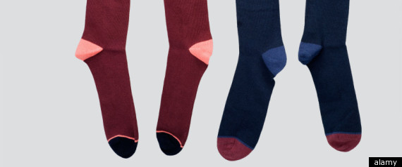 MEN WANT SOCKS FOR CHRISTMAS