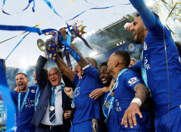 Leicester on Top of the World