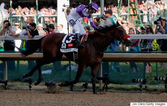 kentucky derby nyquist