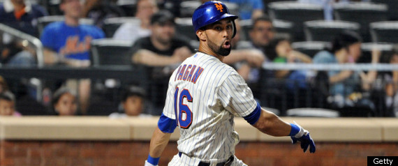 METS ANGEL PAGAN TRADED