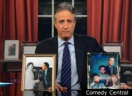 Jon Stewart Fox News War Christmas
