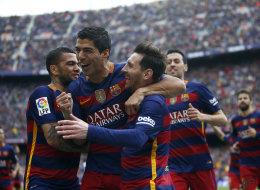 Barça y Madrid se jugarán la Liga en el último partido tras la derrota del Atlético