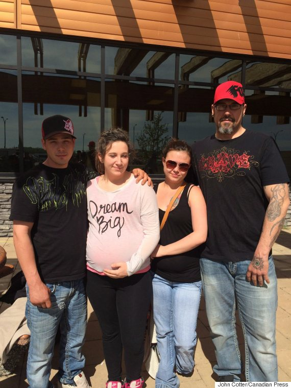 sarah smith fort mcmurray pregnancy
