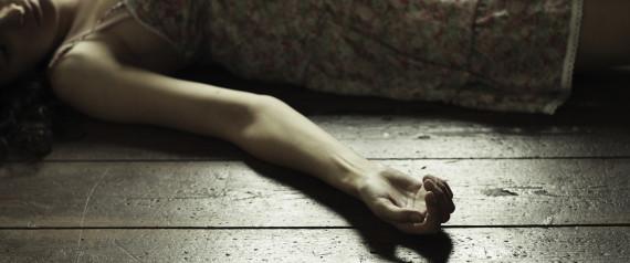 WOMAN FLOOR