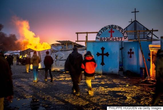 refugees church europe