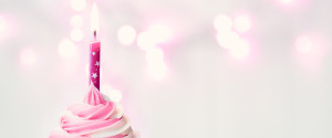 Cupcake 1 Candle