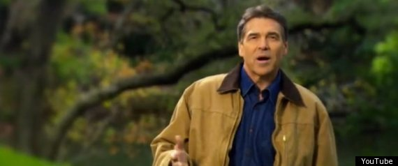 RICK PERRY AD IOWA CULTURE WARS