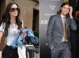 Ashton Kutcher And Demi Moore Have An Awkward Run-In