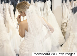 The True Story Of A Bride Who Tried On 100 Wedding Dresses