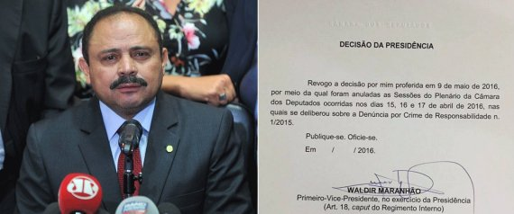 WALDIR MARANHAO