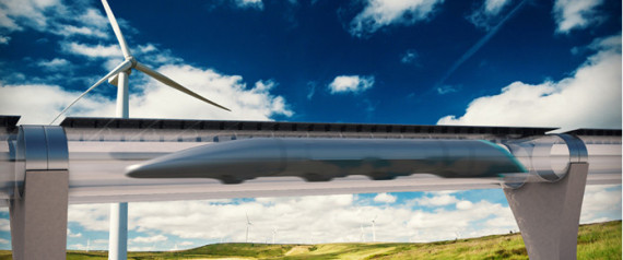 HYPERLOOP TRANSPORTATION TECHNOLOGIES