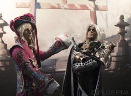 Las mil caras del 'cosplay', el arte de disfrazarse de personajes de ficción (FOTOS)