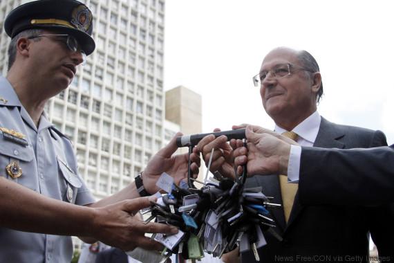 alckmin police