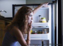 Le frigo vide