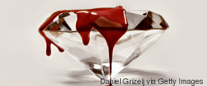 DIAMOND OF BLOOD