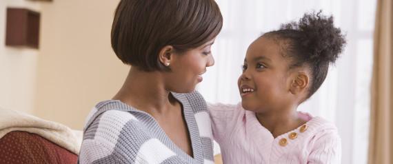MOM TALKING TO KIDS