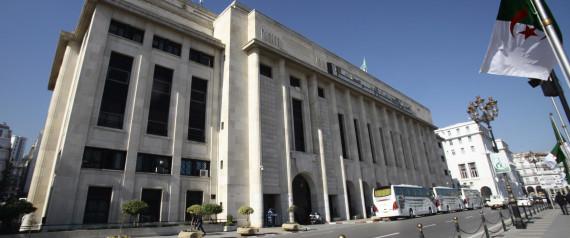 ALGERIA PARLIAMENT